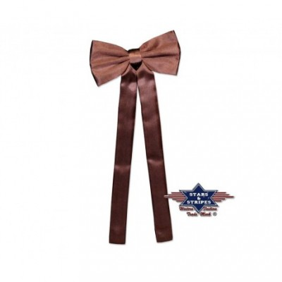 Westernschleife Brown von Stars and Stripes