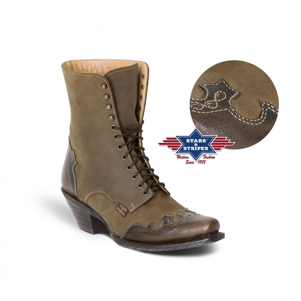 e3677ad9d6d Western Stiefel